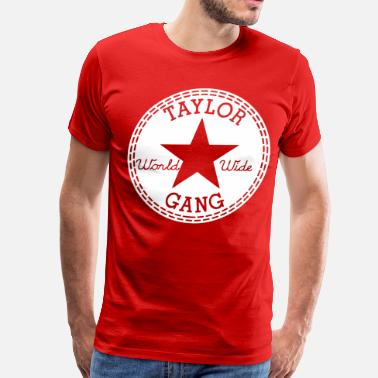 Taylor Gang Pittsburgh Taylor Gang - stayflyclothing.com - Men's Premium T-Shirt