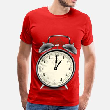 Alarm Alarm Clock - Men's Premium T-Shirt