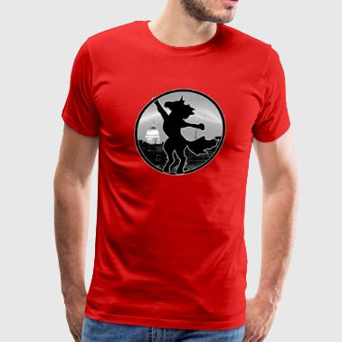 Fabulous Cyr Unicorn Madison - Men's Premium T-Shirt