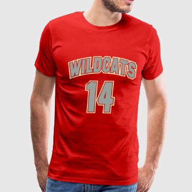 Wildcats Wildcats 14 - Men's Premium T-Shirt