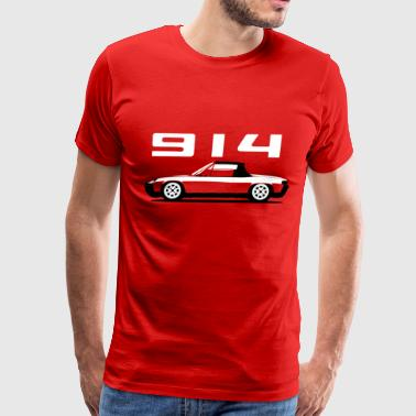 914 highlight - Men's Premium T-Shirt