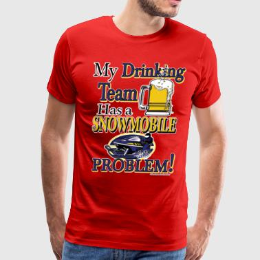 DRINKING-TEAM - Men's Premium T-Shirt