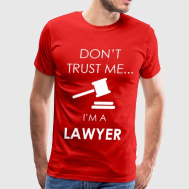 Lawyer - Men's Premium T-Shirt