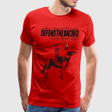 defend the sacred 2 - Men's Premium T-Shirt