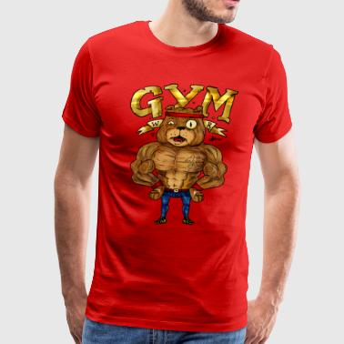 Gym Dogs GYM Dogs - Men's Premium T-Shirt
