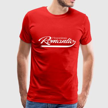 Hopeless Romantic - Men's Premium T-Shirt