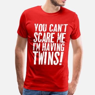 Mother I'm having twins - Men's Premium T-Shirt
