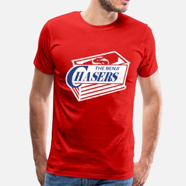 Chasers The Benji Chasers - Men's Premium T-Shirt