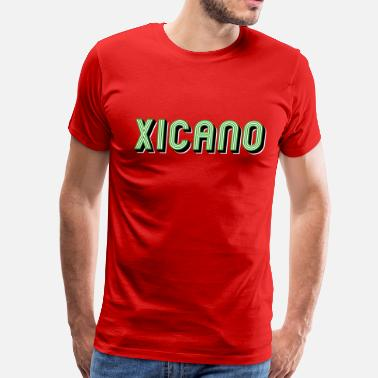 Mexicano meXicano - Men's Premium T-Shirt