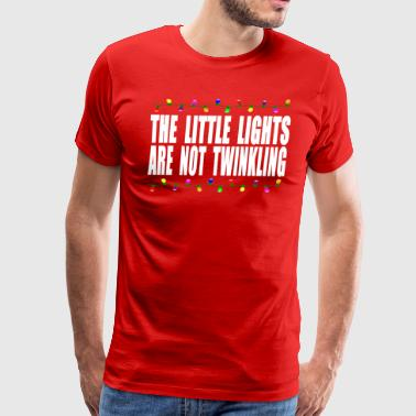 Christmas Vacation Quote - Men's Premium T-Shirt