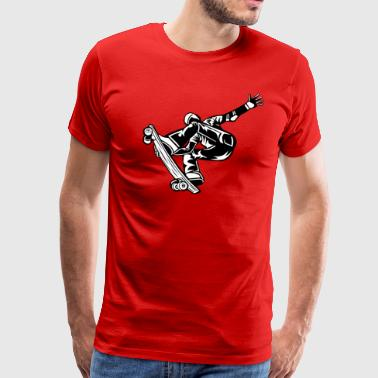 action - Men's Premium T-Shirt