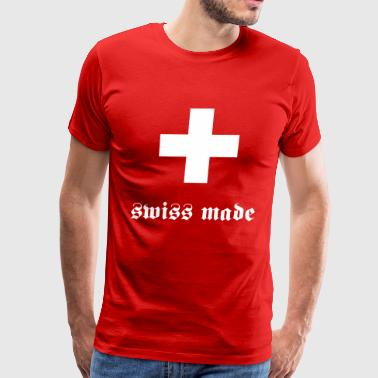 swiss made - Men's Premium T-Shirt