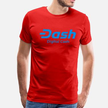 Dash Dash - Men's Premium T-Shirt