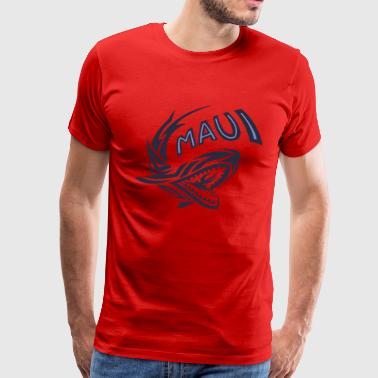 Maui Shark - Men's Premium T-Shirt