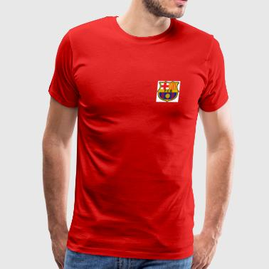 Barcelona Tee - Men's Premium T-Shirt