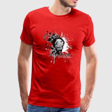 heart-blood-ink - Men's Premium T-Shirt