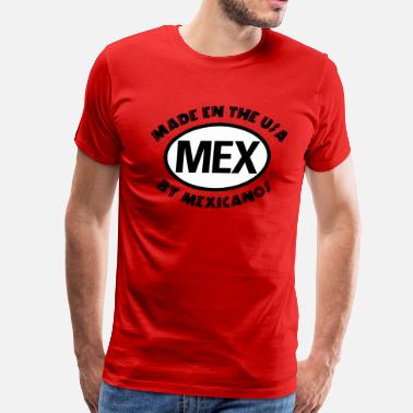 Mexican Independence Mexican - Men's Premium T-Shirt