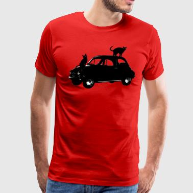 BAMBINO CATS - Men's Premium T-Shirt