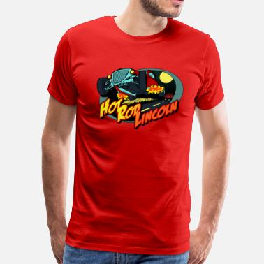 Lincoln Hot Rod Lincoln - Men's Premium T-Shirt