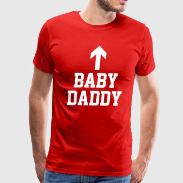 Funny Baby Baby Daddy Funny New - Men's Premium T-Shirt