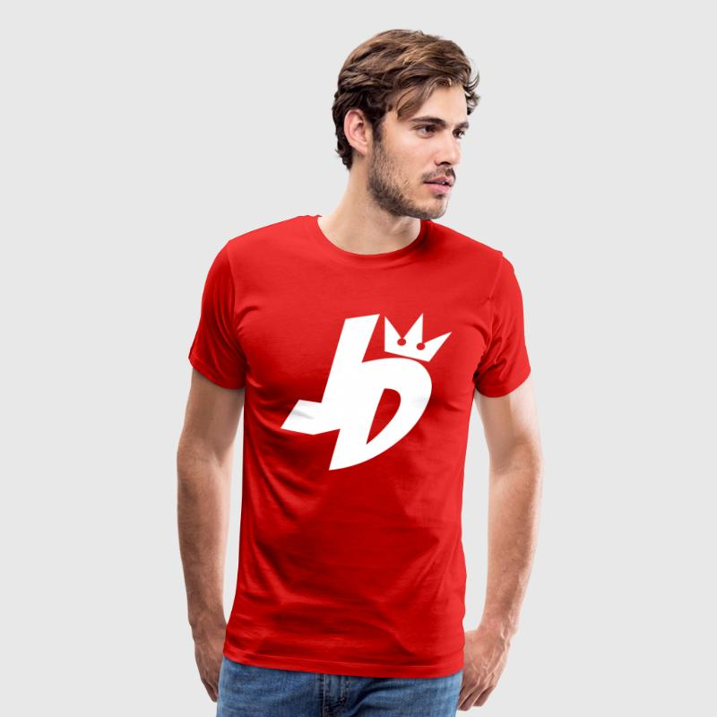 JD Logo - Men's Premium T-Shirt