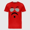 Soul Patch & Shades - Men's Premium T-Shirt