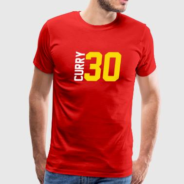 Curry Steph Curry 30 - Men's Premium T-Shirt