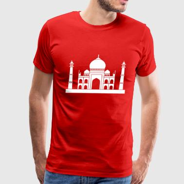 Tadsch Mahal India - Men's Premium T-Shirt