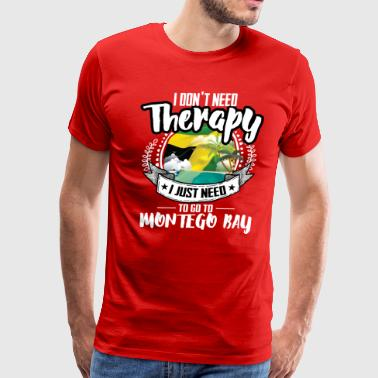 Therapy Montego Bay - Men's Premium T-Shirt