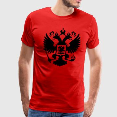 russian - Men's Premium T-Shirt