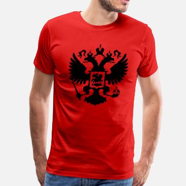 Russians russian - Men's Premium T-Shirt