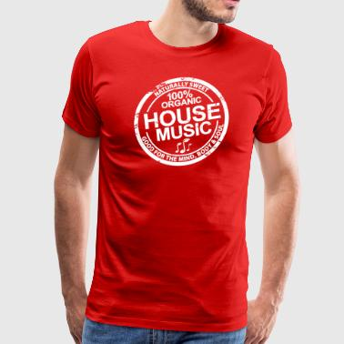 OHOUSE WHITE.png - Men's Premium T-Shirt