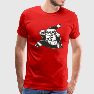 Money Santa - Men's Premium T-Shirt