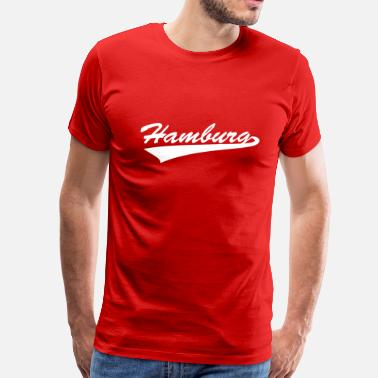 Hamburg Hamburg city Germany - Men's Premium T-Shirt
