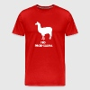 No Problem Llama - Men's Premium T-Shirt
