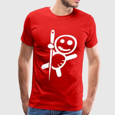 Voodoo Doll  - Men's Premium T-Shirt