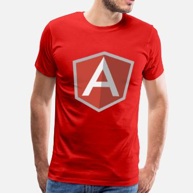 Angularjs AngularJS - Men's Premium T-Shirt