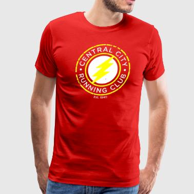 Central Running Club - Men's Premium T-Shirt