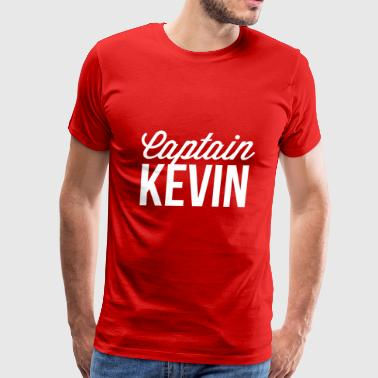 Captain Kevin - Men's Premium T-Shirt