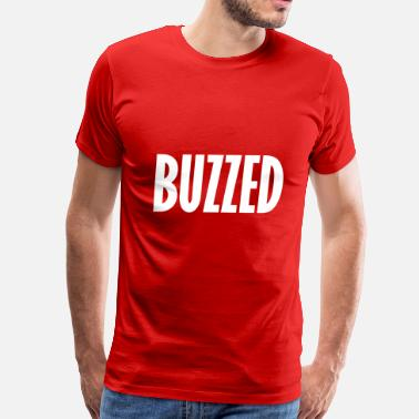 Buzz Buzz buzzed - Men's Premium T-Shirt