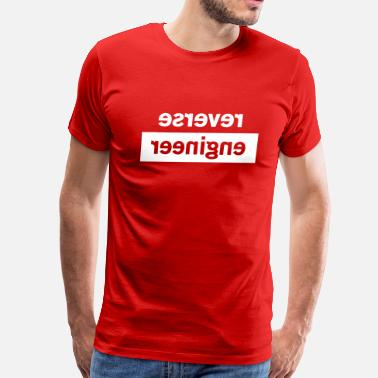 Reverse Engineer Reverse Engineer - Men's Premium T-Shirt