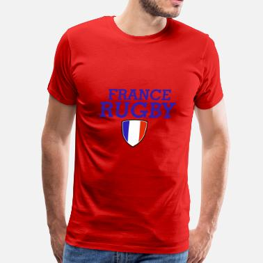 France Designs France design - Men's Premium T-Shirt