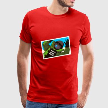Photo Bomb Squad - Men's Premium T-Shirt