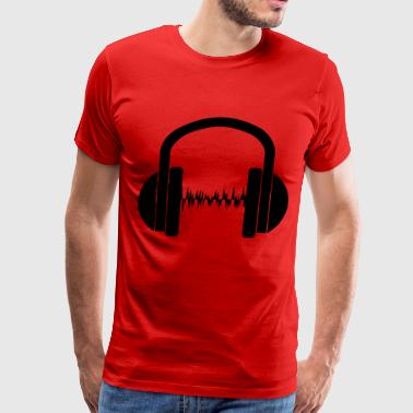 Soundwave - Men's Premium T-Shirt