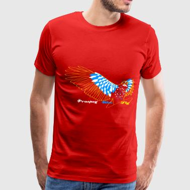 Prosper Bird - Men's Premium T-Shirt