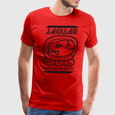 JAGUAR MAYA - Men's Premium T-Shirt