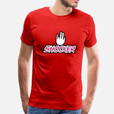 Two In The Pink One For The Stink Shocker - Men's Premium T-Shirt