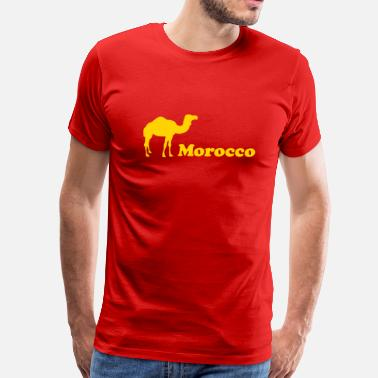 Marrakech morocco - Men's Premium T-Shirt