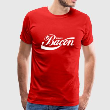 Enjoy Bacon Bacon - Enjoy - Men's Premium T-Shirt