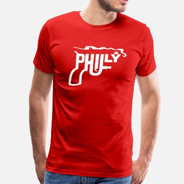 Always Philly Gun - Men's Premium T-Shirt